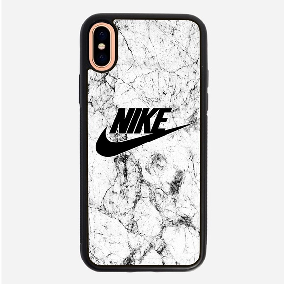 c45d12f85ae44 Nike marble iPhone X XS case XR XS Max 8 plus 7 6S